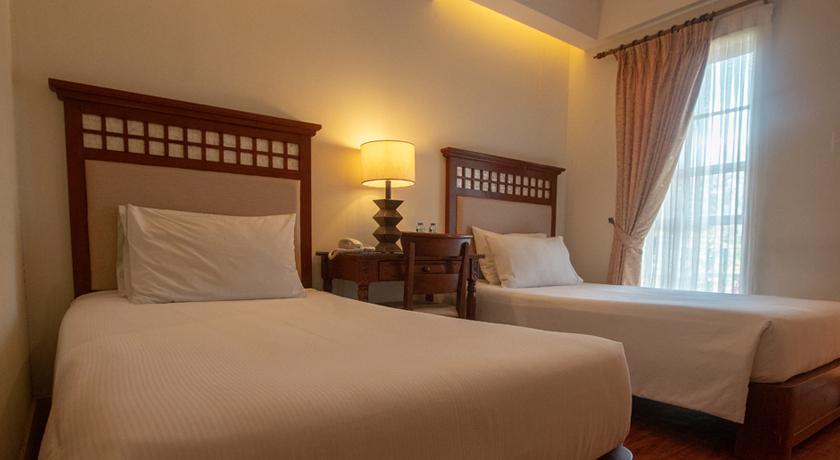 Hotel Emilia Balcony Twin